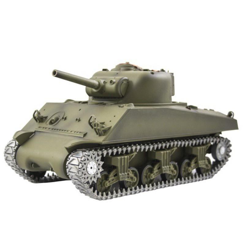 Радиоуправляемый танк Heng Long U.S. M4A3 Sherman
