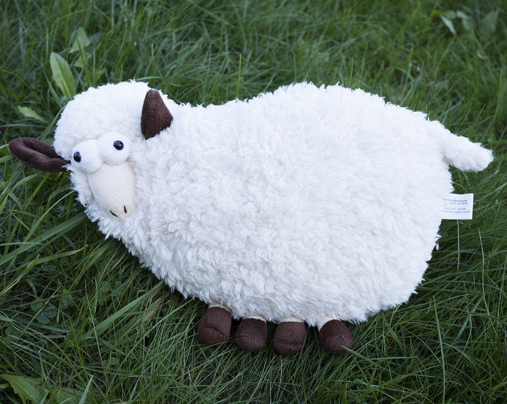 Подушка + мешок для подарка Супер овца
