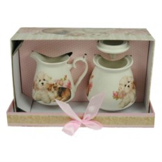 Подарочный набор Крепкая дружба (молочник, сахарница)