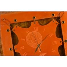 Часы из кожи Полет (светло-коричневый)