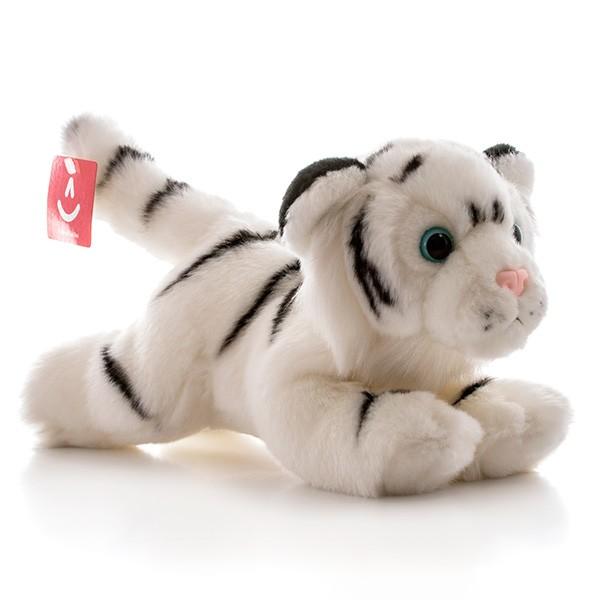 Мягкая игрушка Белый тигр (Aurora)