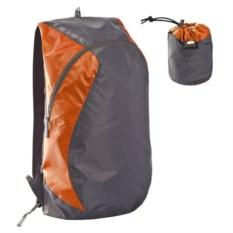 Оранжевый складной рюкзак Wick