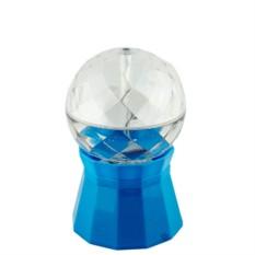 Синий светильник Диско