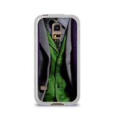 Силиконовый чехол для Samsung Galaxy S5 mini Джокер