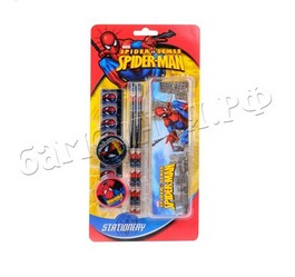 Канцелярский набор Spider-Man