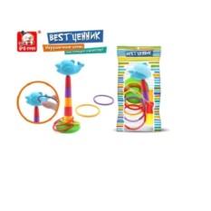 Пластмассовая игрушка Кольцеброс