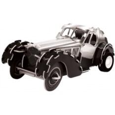 Инерционный 3D-пазл с мотором Ретро автомобиль 57SC Coupe
