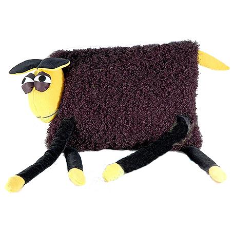 Прикольная подушка «Овечка Бе-е-е»