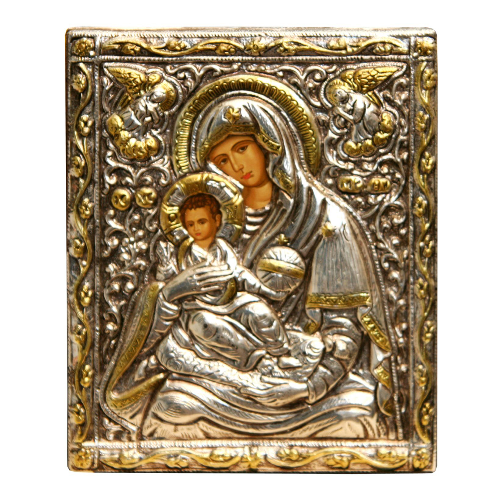Икона «Богоматерь Керкира»