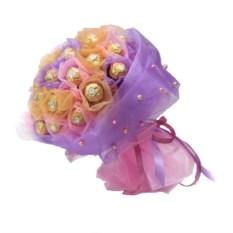 Букет из конфет Виктория