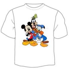 Детская футболка Друзья Микки Мауса