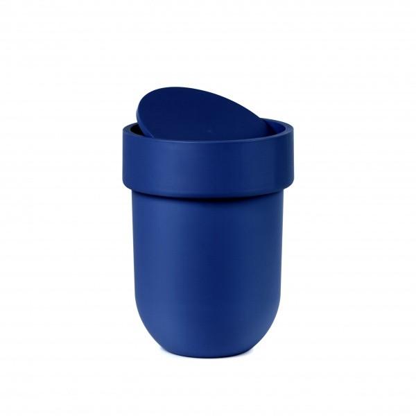 Мусорный контейнер с крышкой Touch