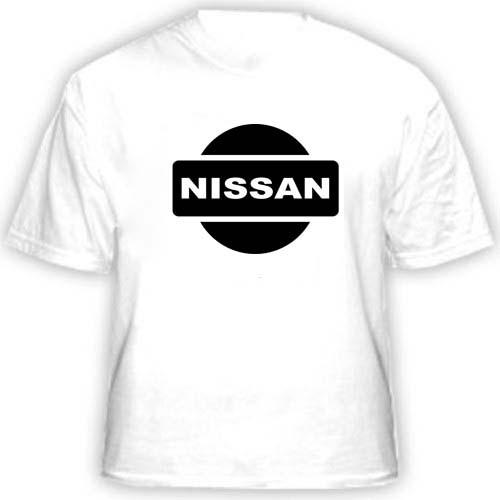 Прикольная футболка Nissan