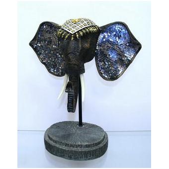 Статуэтка «Голова слона»