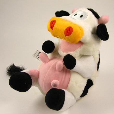 Смеющаяся корова