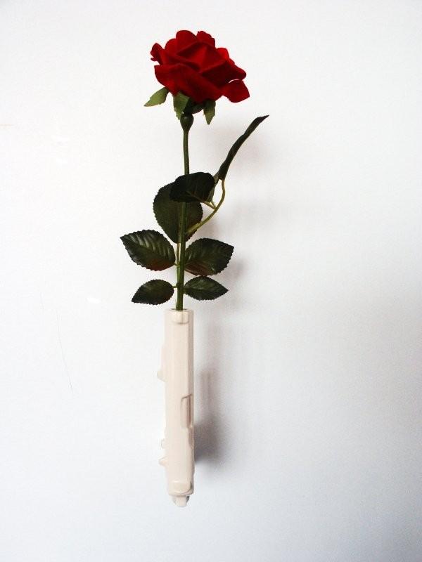 Настенная ваза 3D Gun настенная