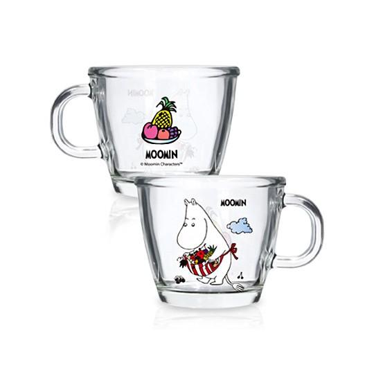 Набор из 2-х чашек Moomin Garden