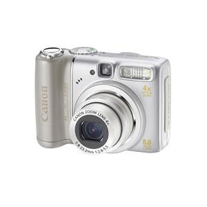 Фотоаппарат Canon PowerShot A580