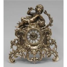 Часы-статуэтка Мальчик с трубой