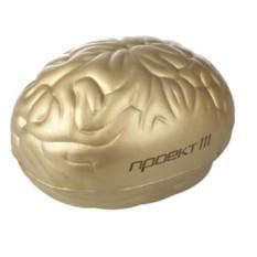 Игрушка-антистресс «Золотой мозг»