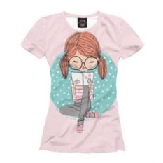 Розовая футболка Любовь