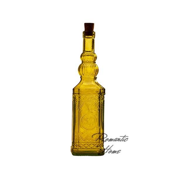 Декоративная бутылка Jaune