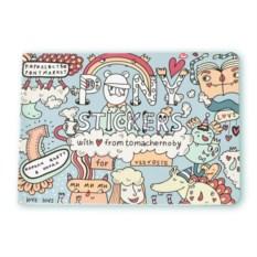 Альбом наклеек PonyStickers