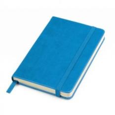 Голубой блокнот Casual А6