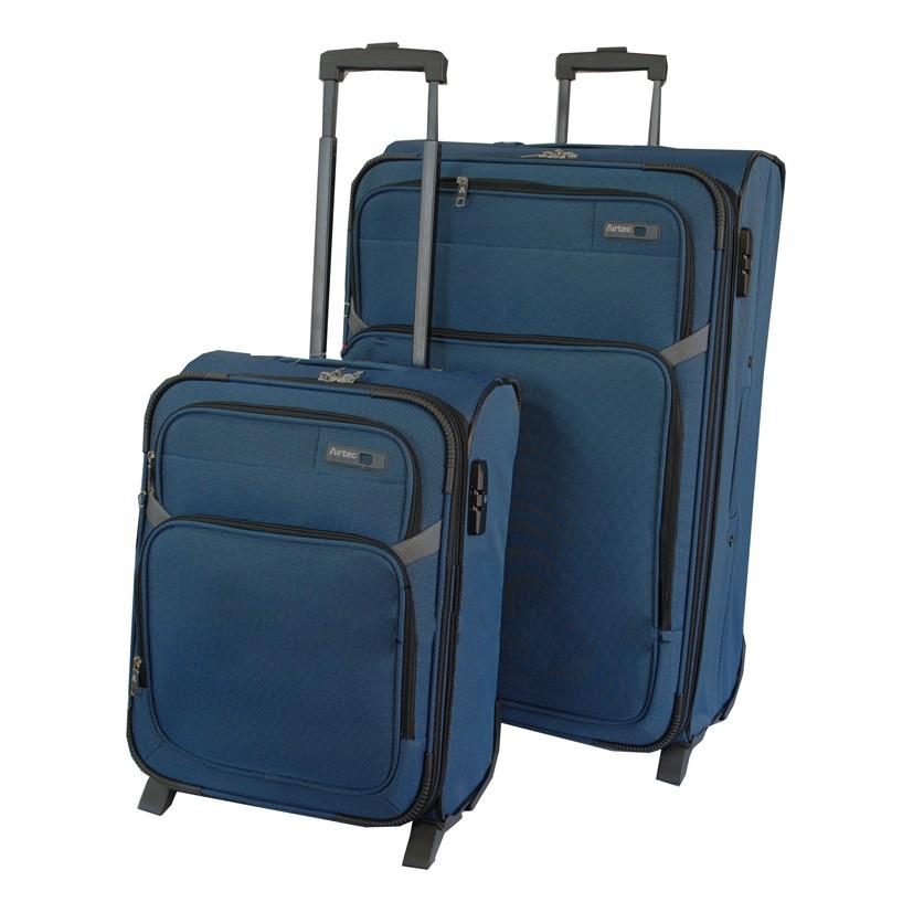 Расширяемые чемодан-тележки Carlton