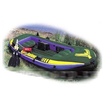 Надувная лодка SEAHAWK-400 (set)