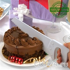 Нож для торта «Пила»