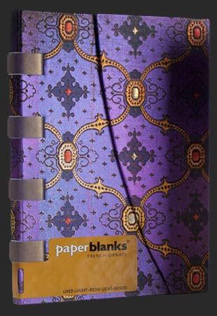 Блокнот Paperblanks Фиолетовая