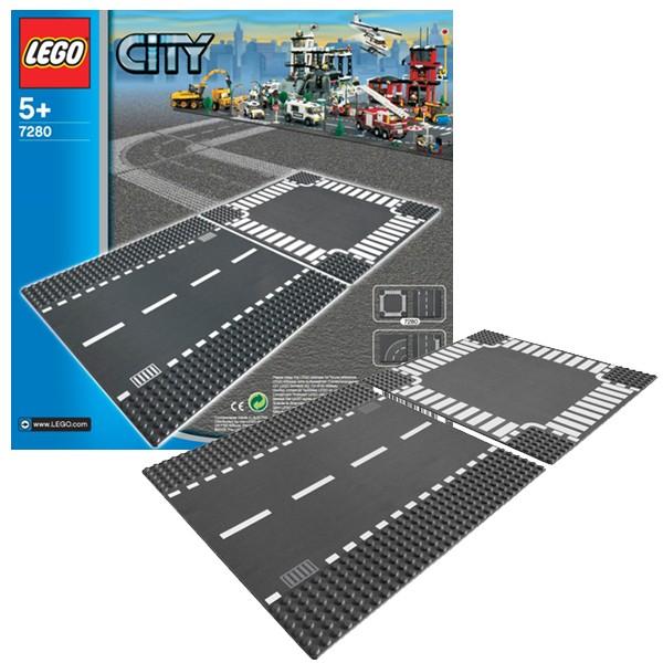 Конструктор Lego City 7280 Перекресток