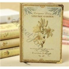 Ежедневник Vintage Garden – Lily