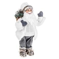 Новогоднее украшение Дед Мороз с мешком подарков