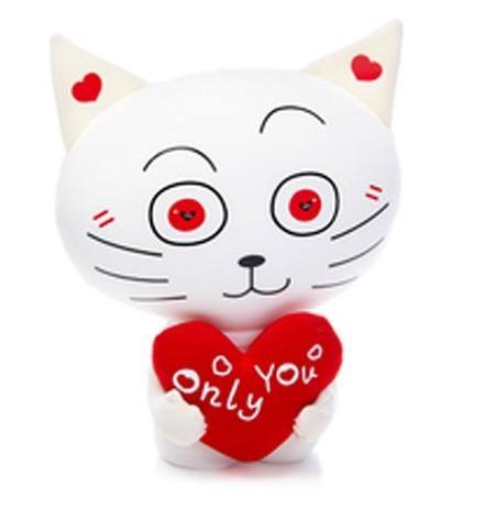 Игрушка-антистресс Влюбленный котик