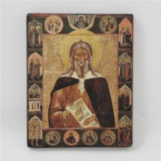 Икона Святой Пророк Илия