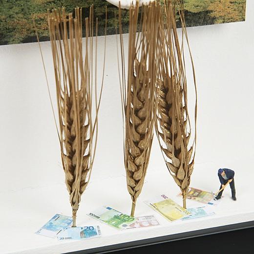3D-картина «Денежное дерево»