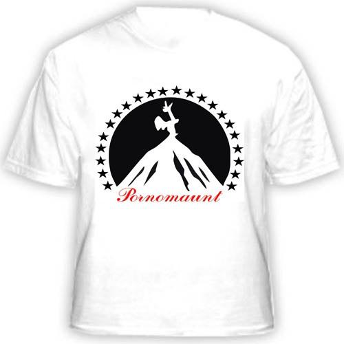 Прикольная футболка Porhomaunt