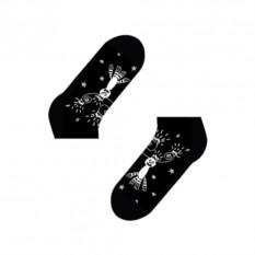 Носки Short. Alien, черные