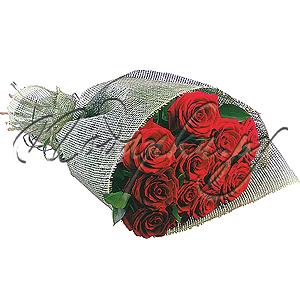 Букет из Длинных Роз