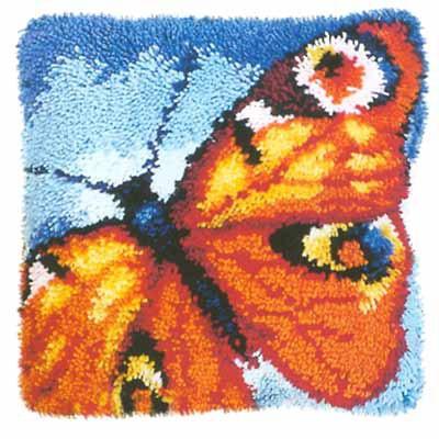 Набор для творчества «Бабочка» (подушка)