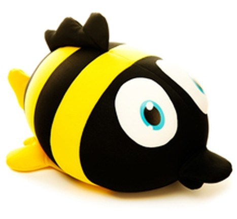 Игрушка-антистресс Рыбка пучеглазка