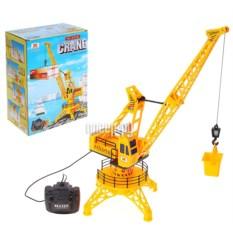 Радиоуправляемая игрушка Портовый кран