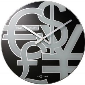Часы настенные Время - деньги