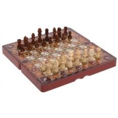Набор 3 в 1 Фортуна (нарды, шахматы, шашки)