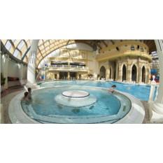 Сертификат Посещение аквапарка и банного комплекса 2 чел.