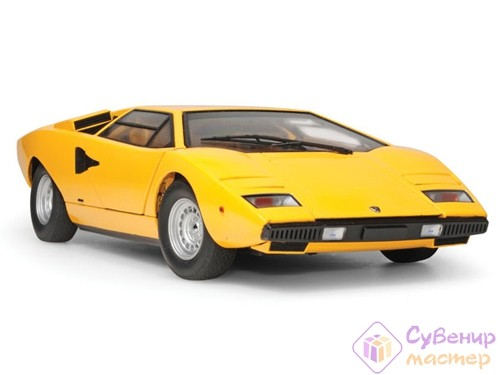 Lamborghini Countach LP400 1974 Yellow
