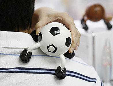 USB-массажер «Футбольный мяч»