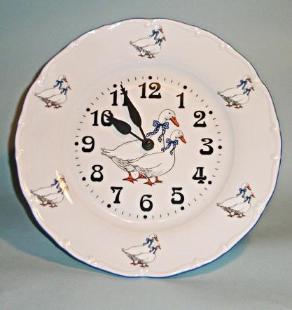 Часы Гуси Леандр